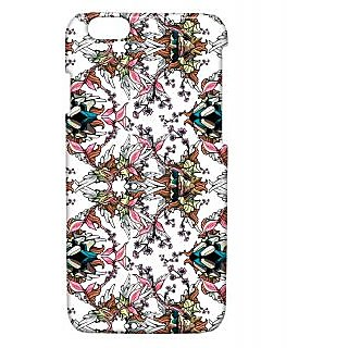Pickpattern Back Cover For Apple Iphone 6 PATTERNLOVEI6-3311
