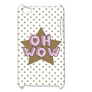 Pickpattern Back Cover For Apple Ipod Touch 4 OHWOWIT4-4358