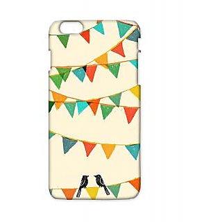 Pickpattern Back Cover For Apple Iphone 6 Plus CRAPEKITESI6PLUS-3626