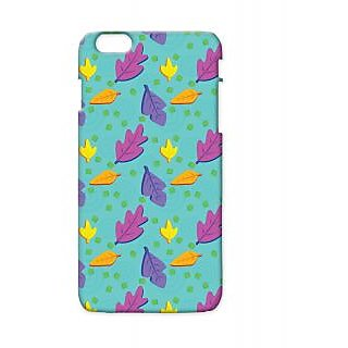 Pickpattern Back Cover For Apple Iphone 6 Plus FALLINGLEAFI6PLUS-4156