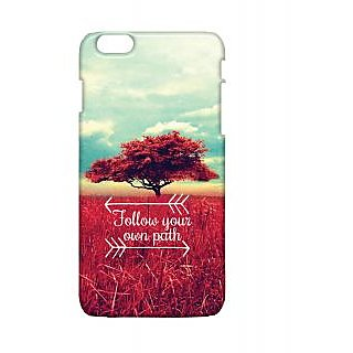 Pickpattern Back Cover For Apple Iphone 6 Plus FOLLOWI6PLUS-4032