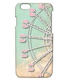Pickpattern Back Cover For Apple Iphone 6 GIANTWHEELI6-2931