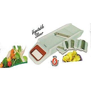 6 In 1 Vegetable Slicer