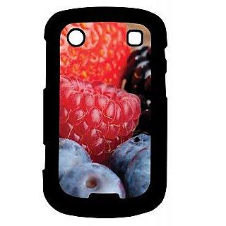 Pickpattern Back Cover For Blackberry Bold 9900 FRESHFRUITS9900-6003