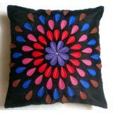 JBG Home Store  Beautiful Anarkali Design Cushion Cover(Set Of 5) -Black