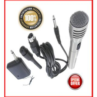 Cordless Microphone Wireles