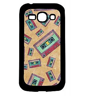 Pickpattern Back Cover For Samsung Galaxy Ace 3 S7272 CASSATTEACE3