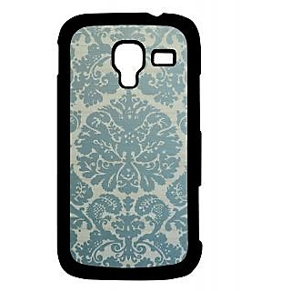 Pickpattern Back Cover For Samsung Galaxy Ace 2 I8160 LIGHTBLUECARVINGSACE2