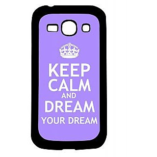 Pickpattern Back Cover For Samsung Galaxy Ace 3 S7272 SWEETDREAMSACE3