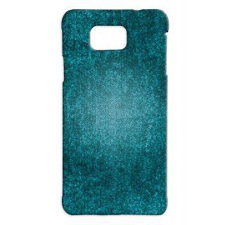 Pickpattern Back Cover For Samsung Galaxy Alpha GLASSPATTERNSALP
