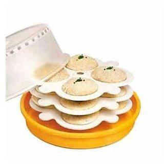 Microwave Idli  Dhokla  Pizza  Cake Maker With 3 Plates