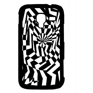Pickpattern Back Cover For Samsung Galaxy Ace 2 I8160 PSYCHEDELIC2ACE2