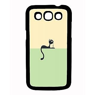 Pickpattern Back Cover For Samsung Galaxy Grand Quattro I8552 CATTYCATQTR