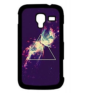 Pickpattern Back Cover For Samsung Galaxy Ace 2 I8160 TRIANGLEFIREWORKACE2