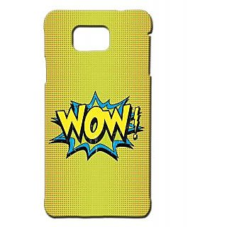 Pickpattern Back Cover For Samsung Galaxy Alpha WOWSALP