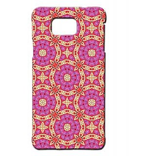 Pickpattern Back Cover For Samsung Galaxy Alpha FLOORDESIGNSALP
