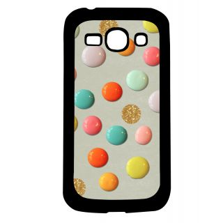 Pickpattern Back Cover For Samsung Galaxy Ace 3 S7272 GEMSPATTERNACE3