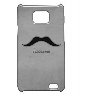 Pickpattern Back Cover For Samsung Galaxy S2 I9100 EXCELLENTS2