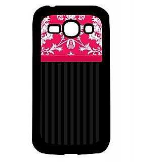 Pickpattern Back Cover For Samsung Galaxy Ace 3 S7272 SHADYPINKACE3