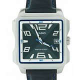 Casio Youth MTF-113L-1A3DF-A684 Black/Grey Analog Watch (For Men)