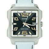 Casio Youth MTF-113L-1A4DF-A685 White/Grey Analog Watch