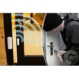 Wireless Security Alarm For Home Or Office Purposes