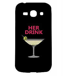 Pickpattern Back Cover For Samsung Galaxy Ace 3 S7272 HERDRINKACE3