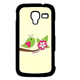 Pickpattern Back Cover For Samsung Galaxy Ace 2 I8160 GREENBIRDACE2