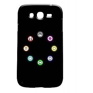 Pickpattern Back Cover For Samsung Galaxy Grand/Grand Duos I9082 SIGNSGG