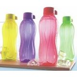 Tupperware Water Bottle (500 Ml) - Four Bottle Set