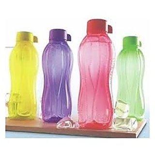 Tupperware Water Bottle (500 Ml) - Four Bottle Set