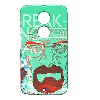 Pickpattern Back Cover For Motorola Moto X 2Nd Gen BREAKINGBADMX2