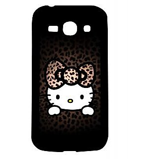 Pickpattern Back Cover For Samsung Galaxy Ace 3 S7272 BROWNYKITTYACE3