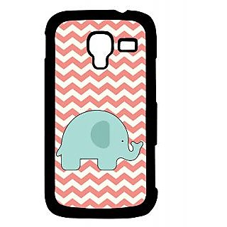 Pickpattern Back Cover For Samsung Galaxy Ace 2 I8160 ELEPHANTCORALACE2