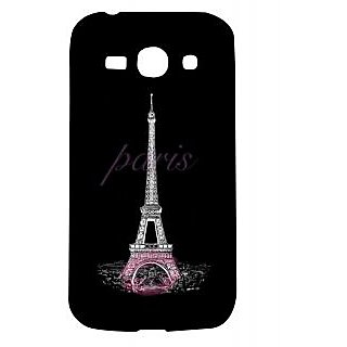 Pickpattern Back Cover For Samsung Galaxy Ace 3 S7272 PARISMINIMALACE3