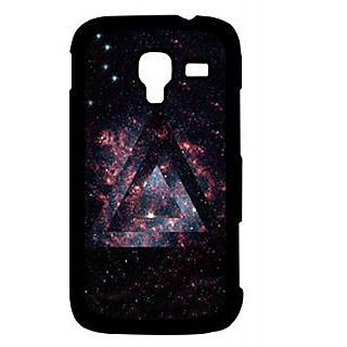 Pickpattern Back Cover For Samsung Galaxy Ace 2 I8160 STARTRIANGLESACE2