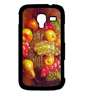 Pickpattern Back Cover For Samsung Galaxy Ace 2 I8160 FRUITFIESTAACE2