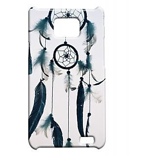 Pickpattern Back Cover For Samsung Galaxy S2 I9100 BLUEDREAMCATCHERS2
