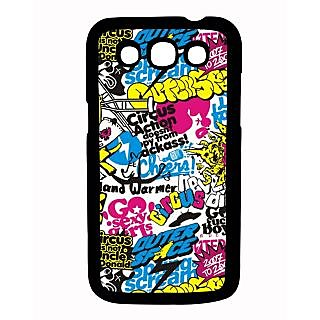 Pickpattern Back Cover For Samsung Galaxy Grand Quattro I8552 CUTIECUTIEQTR