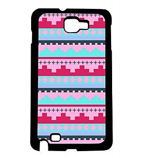 Pickpattern Back Cover For Samsung Galaxy Note 1 N7000 UPWARDNT1