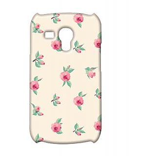 Pickpattern Back Cover For Samsung Galaxy S3 Mini I9192 Lightroses3M 37150