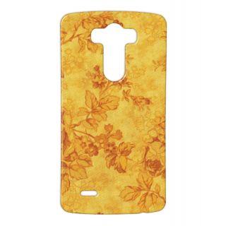 Pickpattern Back Cover For Lg G3 OLDLEAVESLGG3-12699