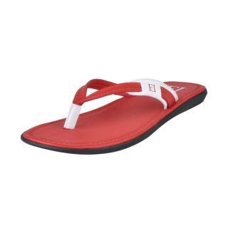 Franco Leone Men's Slippers -Red