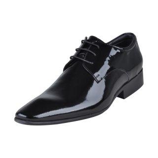 Franco Leone Men's Black Shoes - Design 2