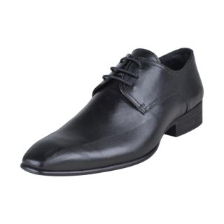 Franco Leone Black Shoes  - Design 9