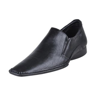 Franco Leone Black Shoes  - Design 16