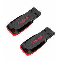 Sandisk 32GB Pendrive Pack (Combo of 2)