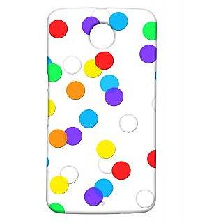 Pickpattern Back Cover For Motorola Google Nexus 6 GEMMYN6-17467