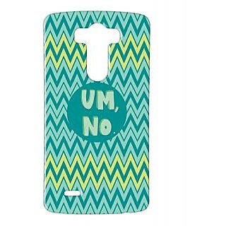 Pickpattern Back Cover For Lg G3 UMNOLGG3-12748