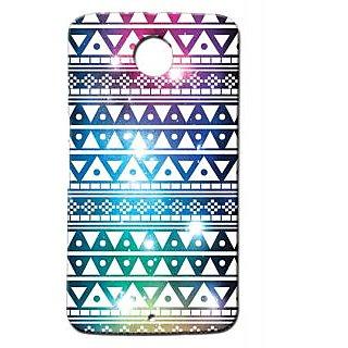 Pickpattern Back Cover For Motorola Google Nexus 6 SHINYWINNYN6-17763